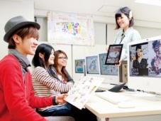 画像専门_日本电子専门学校